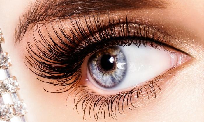 Stockton Hair Artists - Knapp Heights: $69 for a Full Set of Eyelash Extensions at Stockton Hair Artists ($150 Value)