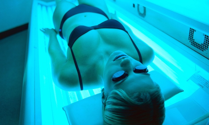 1st & Tan - Quigley Park: $39 for One Month of Unlimited Tanning at 1st & Tan ($90 Value)
