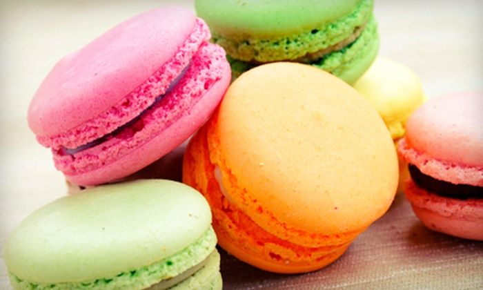 Sweet Indulgence - Warwick: $13.20$12 for One-Dozen Macarons at Sweet Indulgence ($24 Value)
