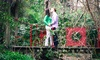 Strauss Studios, Inc - North Charlotte: $149 for an Engagement-Photo-Shoot Package from Strauss Studios, Inc ($350 Value)