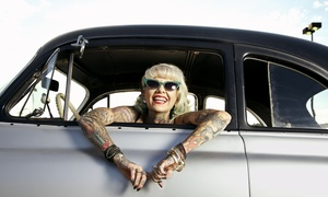 Living Art Tattoo Convention: Living Art Tattoo Convention at COBO Center on Saturday, October 10 (Up to 40% Off)