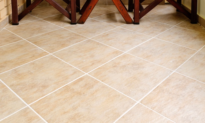 Advantage Home Services - Gilbert: Tile, Grout, and Carpet Cleaning from Advantage Home Services (Up to 74% Off). Two Options Available.
