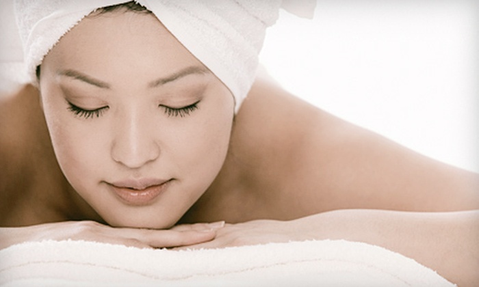 Indulgence Day & Med Spa - Los Altos: $40 for 60-Minute Massage with Foot Wrap and Scalp Massage at Indulgence Day & Med Spa in Long Beach ($82.95 Value)