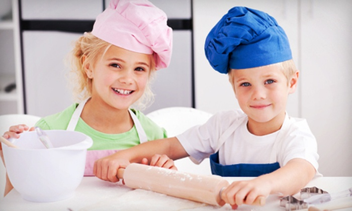 Saute Culinary Academy - Arcadia: Five-Day Summer Cooking Camp for One or Two Children at Saute Culinary Academy (Half Off)