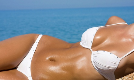 One Bikini Wax or One or Two Brazilian Waxes at Beyond Beauty Salon N Spa (Up to 55% Off)