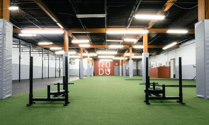 Rodu Training - Larimer: Two Personal Training Sessions at Rodu Training (65% Off)