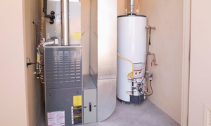 ServiceTex: Inspection and Tune-Up for AC, Furnace, or Both from ServiceTex (Up to 57% Off)