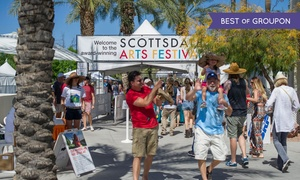 Scottsdale Arts Festival: Single-Day Visit for Two, Four, or Six at Scottsdale Arts Festival (Up to 45% Off)
