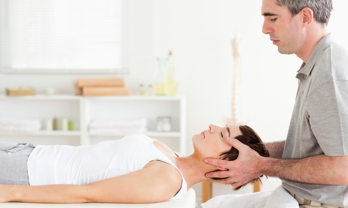 Cornerstone Chiropractic Centre - Lincoln: Chiropractic Exam, X-ray, and One or Three Adjustments at Cornerstone Chiropractic Centre (Up to 90% Off)