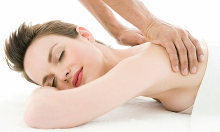 45Minute Swedish or Neuromuscular or  90Minute Lomi Lomi Massage Loughner Massage & Lash Boutique(Up to52%Off)