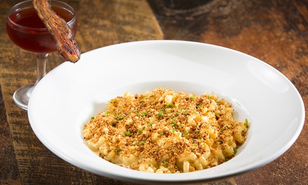 Southern Dinner for Two or Four or Brunch with Cocktails for Two at The Southern (Up to 63% Off)