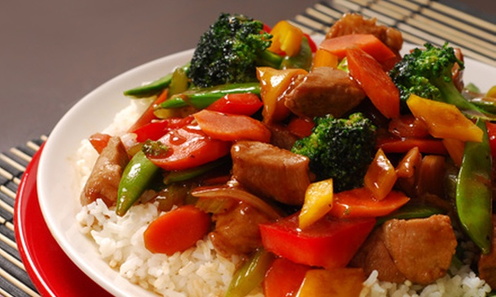 Oriental Buffet - Scranton: $10 for $20 Worth of Pan-Asian Food at Oriental Buffet