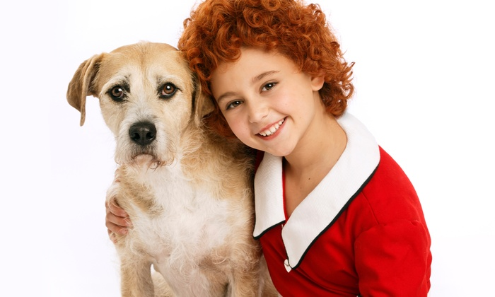 """Annie"" - Pantages Theatre: Pre-Sale for ""Annie"" at Pantages Theatre, October 13–November 1"