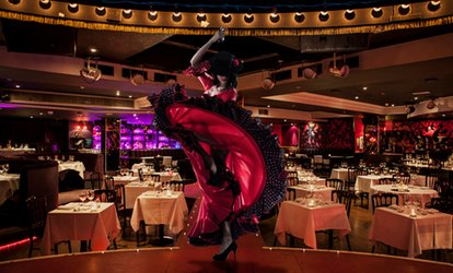 image for Three-Course Dinner with Prosecco and a Show for One, Two, Four, Six or Ten at Proud Cabaret City (Up to 57% Off)