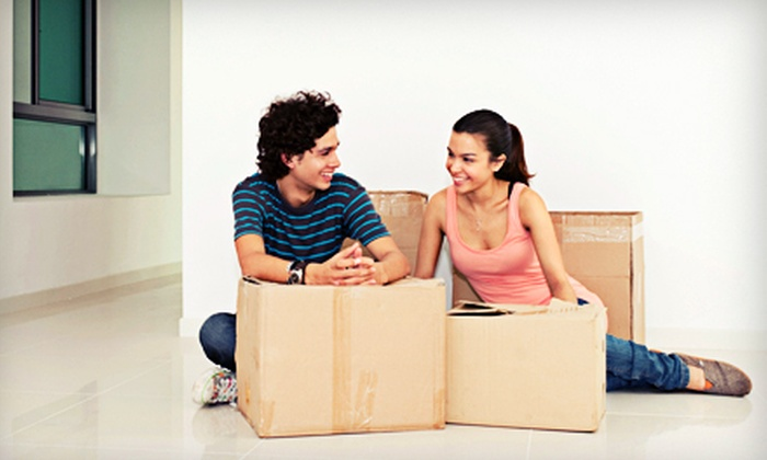 Victory Moving - Atlanta: Two, Three, or Four Hours of Moving Services from Victory Moving (Up to 61% Off)