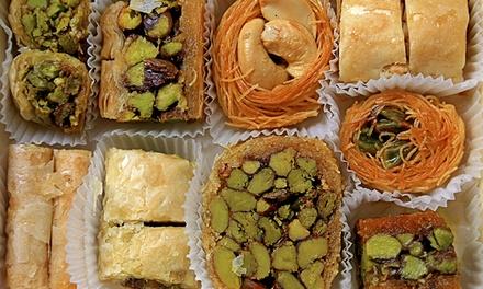 Kaffee und Kuchen orientalischer Art für zwei oder vier Personen bei Sweet & Spicy (bis zu 53% sparen*)