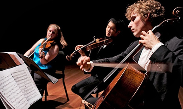 The Chamber Music Society of Lincoln Center - Lincoln Center: Chamber Music Society of Lincoln Center Concert at Alice Tully Hall (Up to 54% Off). Three Shows Available.