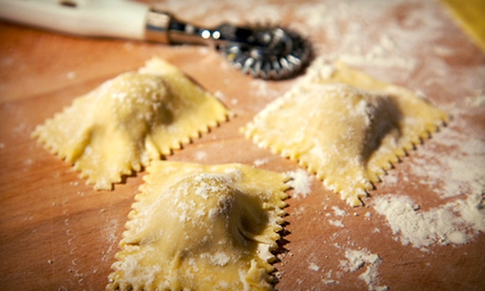 Cooking Fools - Bucktown: Pasta-Making Class with Dinner for One or Two at Cooking Fools (Up to 49% Off)