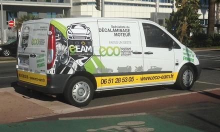 Recharge de climatisation pour automobile, lieu de rendez vous au choix à 37,90 € avec Eco Entretien Auto Mobile