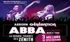 1 place catégorie 1 pour Abborn generation ABBA, dates et lieux au choix à 29 €