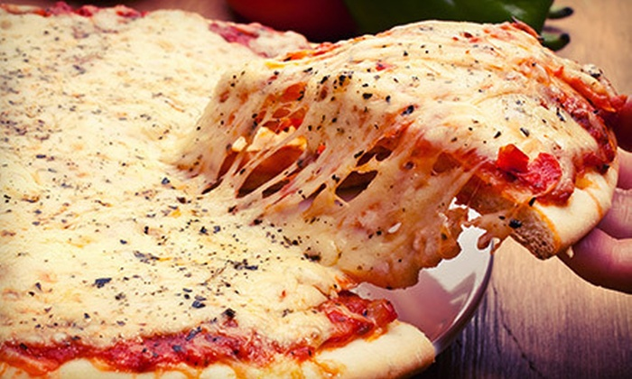 Heavenly Pizza - North Ft. Myers: $10 for $20 Worth of Pizza and Drinks at Heavenly Pizza