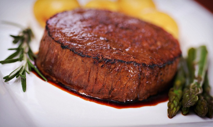 Ranchers Club of New Mexico - Albuquerque: Steak-House Cuisine at Ranchers Club of New Mexico (Up to 53% Off). Two Options Available.