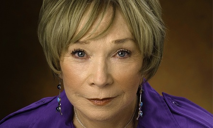 An Evening with Shirley MacLaine at The Orpheum Theatre on May 26 at 7:30 p.m. (Up to 43% Off)