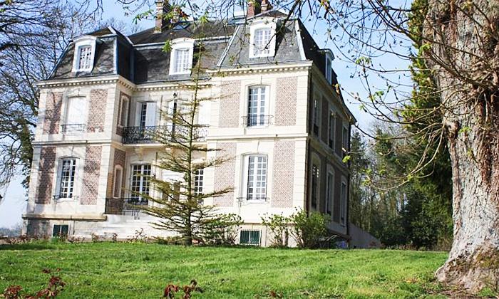 Chateau d 39 avesnes avesnes en bray haute normandie for Haute avesnes
