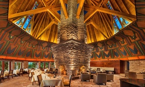 Wigwam Restaurant at Nakoma Resort: Upscale Cuisine at Wigwam Restaurant at Nakoma Resort (50% Off). Two Options Available.