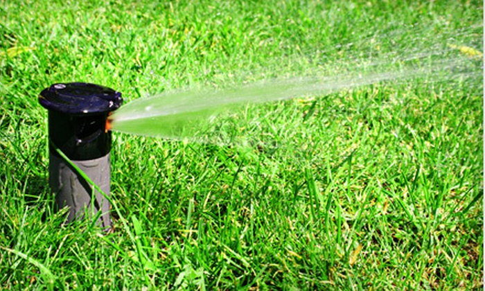 Outdoor Specialties - Lansing: $32 for Sprinkler-System Activation for Up to Nine Sprinkler Zones from Outdoor Specialties ($65 Value)