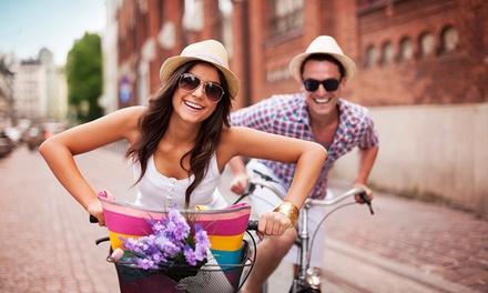 Tages-Fahrradverleih für Zwei oder Vier von Rent A Bike Berlin ab 10 € (bis zu 60% sparen*)