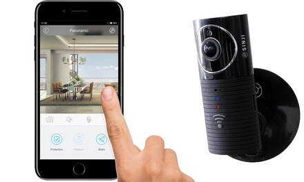 1x, 2x oder 4x Sinji Smart Panorama Wifi-Überwachungs-Kamera (Stuttgart)