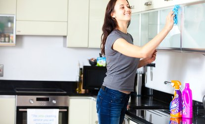 House Cleaning Service: One or Three 120-Minute Sessions from Housekeep (Up to 44% Off)