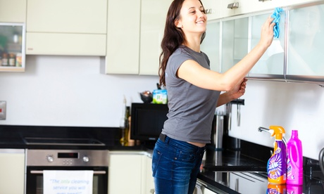 One or Three Two-Hour House Cleaning Services from Housekeep (Up to 44% Off)