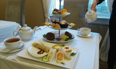 C$40 for Chocolate-Lovers' Afternoon Tea for Two at T-Buds Tea Lounge and Creperie (C$68 Value)