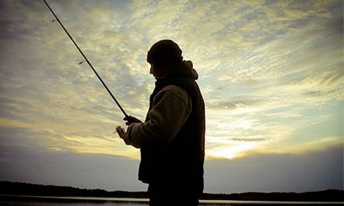 Charles River Charters - Medfield: Four-Hour Fishing Tour or River Trip, or a Lesson with Riverbank Fishing from Charles River Charters (Up to 41% Off)