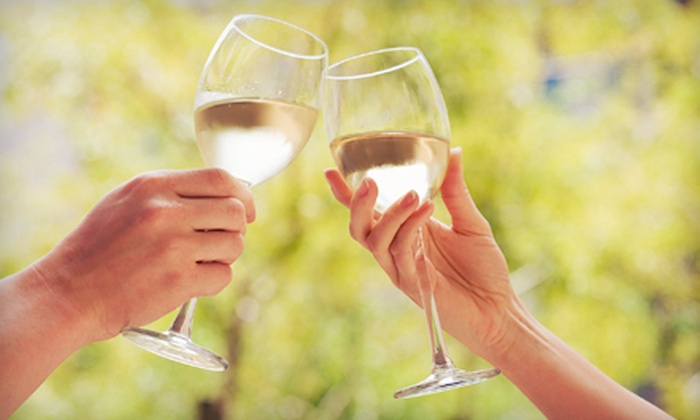 Santa Cruz Mountains Winegrowers Association - Winchester: $20 for Wine Tasting and Glasses for Two on April 21 from Santa Cruz Mountains Winegrowers Association ($40 Value)