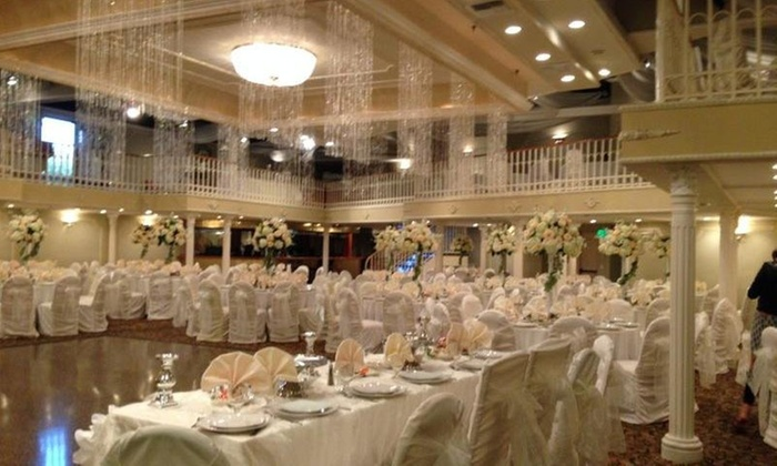 Wedding Hall & Catering - Multiple Locations: $100 for $999 Worth of Partying — Wedding Hall & Catering