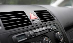 Dudyscar: $425 en vez de $850 por recarga de aire para auto o camioneta + revisión del sistema de aire en Dudyscar