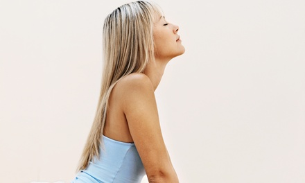 5 or 10 Classes or One Month of Unlimited Classes at Bikram Yoga Encino (Up to 70% Off)