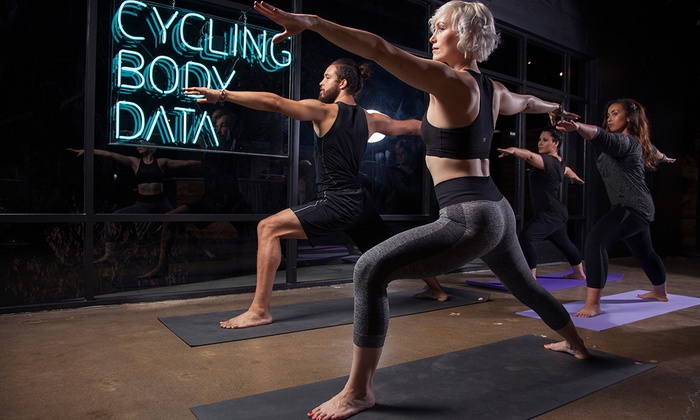 LAB - LAB: One Month of Unlimited Yoga Classes at LAB (61% Off)