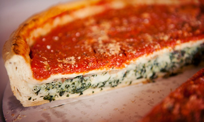 Mio's Pizzeria - Miami Township: $10 for $20 Worth of Pizza, Subs, and Drinks at Mio's Pizzeria