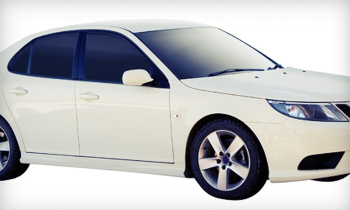 Mac Churchill - Fort Worth: $99 for Full-Car Window Tinting at Mac Churchill ($249 Value)
