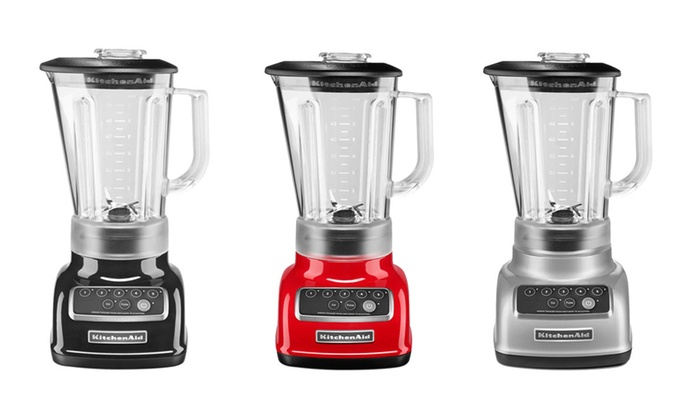 KitchenAid 5 Speed Blender (Refurbished): KitchenAid 5 Speed Blender  (Refurbished ...