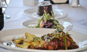 The Courthouse Grille: Italian-American Food for Dinner at The Courthouse Grille (Up to 22% Off)