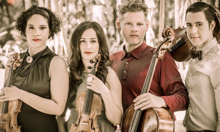 Catalyst String Quartet on Monday, December 1 or Tuesday, December 2 (Up to 54% Off)