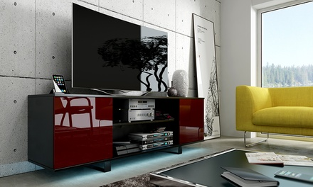 meuble tv vero groupon shopping. Black Bedroom Furniture Sets. Home Design Ideas