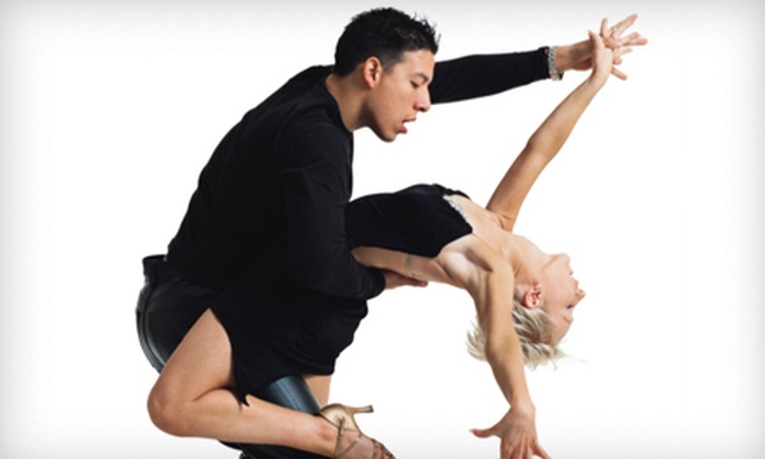 Latin Dance Pro - Multiple Locations: Eight Beginners' Classes or One Month of Unlimited Beginners' Classes at Latin Dance Pro (Up to 60% Off)