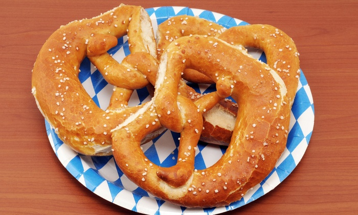 Auntie Anne's - Rego Park: $6 for $10 Worth of Pretzel Treats at  Auntie Anne's