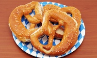 GROUPON: Auntie Anne's – 40% Off Pretzel Treats Auntie Anne's